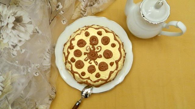 легкий рецепт торта в мультиварке