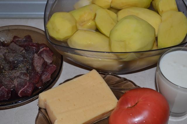 мясо по-французски рецепт способ приготовления