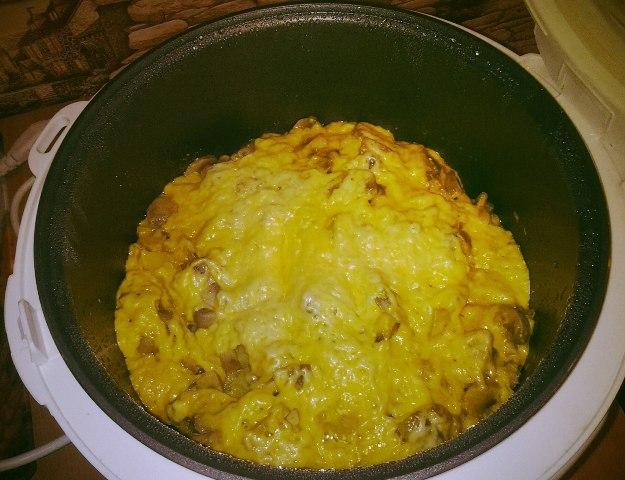 картошка с сыром в мультиварке рецепты с фото
