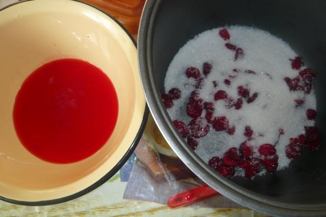 Как приготовить брусничный морс