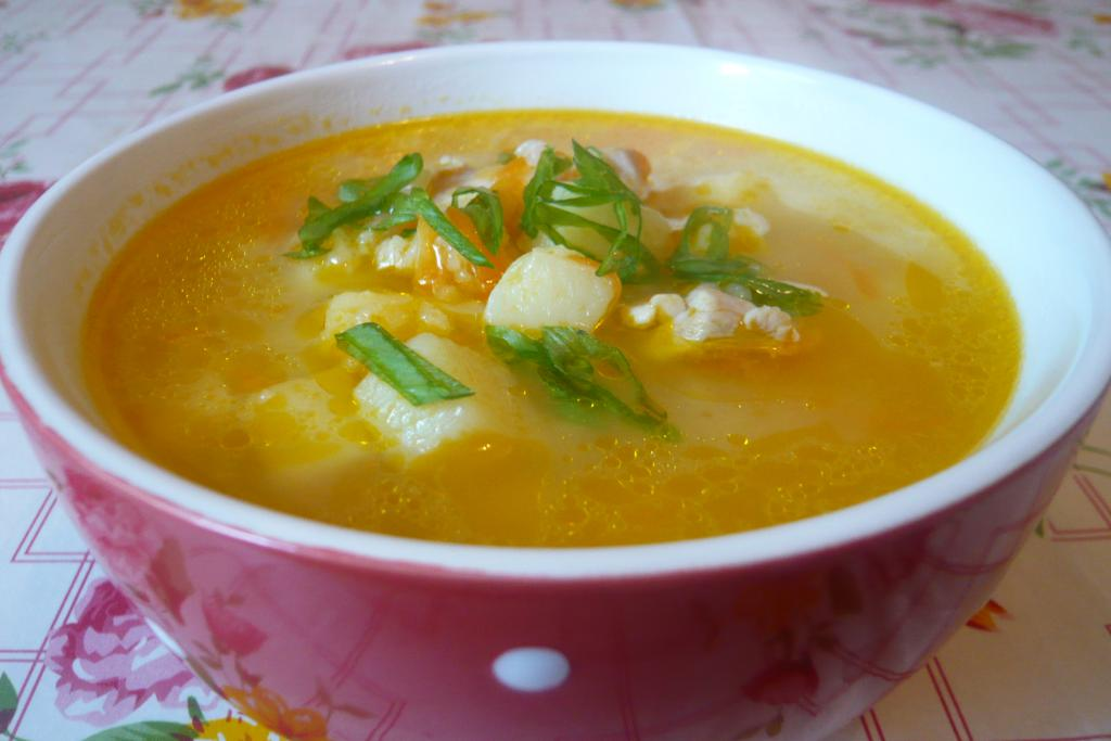 Суп рисовый с курицей в мультиварке рецепт с фото пошагово