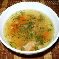 Гороховый суп  из мультиварки