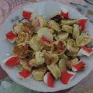 Фото рецепта: Нагетцы с крабовым мясом