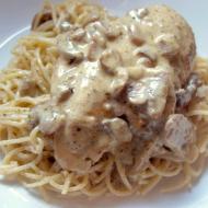 Курица в сметанном соусе - рецепт для мультиварки Redmond