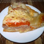 Домашняя пицца в мультиварке