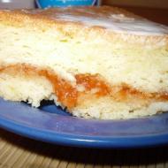 Бисквитный торт «Радость сладкоежки» из мультиварки | фото блюда на multipovara.ru