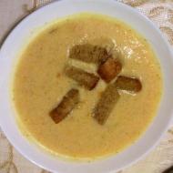 Суп-пюре из цветной капусты в мультиварке | multipovara.ru