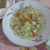 Суп из свинины – Рецепт для мультиварки Redmond | фото готового блюда на сайте multipovara.ru