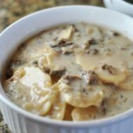 Рецепт для мультиварки: Картофельная запеканка в мультиварке