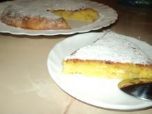 Апельсиновый пирог - Рецепт для мультиварки | фото пирога