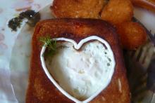 """Бутерброд с яйцом"" – Рецепт для мультиварки | фото multipovara.ru"