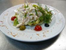 салат клеопатра с курицей рецепты
