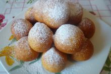 как приготовить творожные пончики в мультиварке