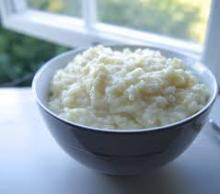 Рецепт приготовления в мультиварке. Рисовая молочная каша в мультиварке