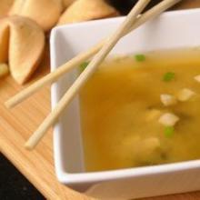 Японский суп Мисо  в мультиварке