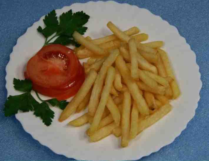 Рецепт для мультиварки - Картофель фри в мультиварке