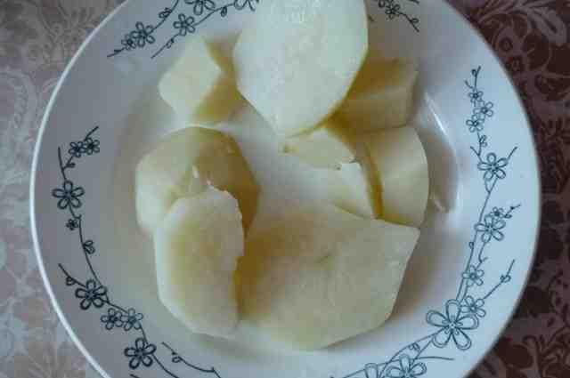 Картофель на пару в мультиварке | Рецепт для мультиварке | фото рецепта на сайте multipovara.ru