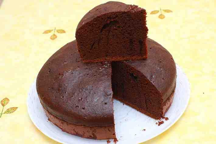 Рецепт для мультиварки - Шоколадный кекс в мультиварке Panasonic