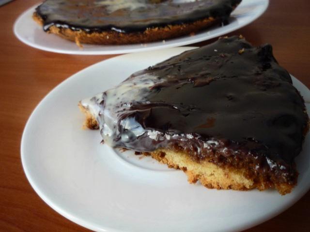Торт Шоколадная паутинка в мультиварке