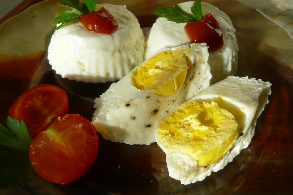 Рецепты из яиц для мультиварки